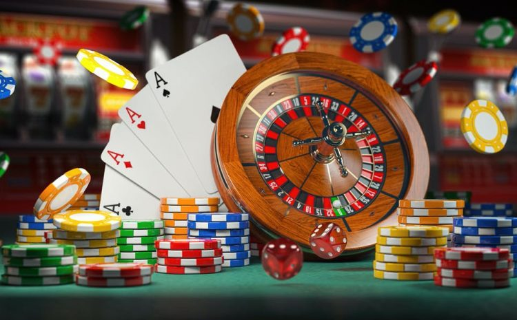 Online Casino Games – Play On Your Slots Of Vegas For Actual Money