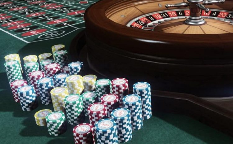 Gambling Kick Back It Is Play Time