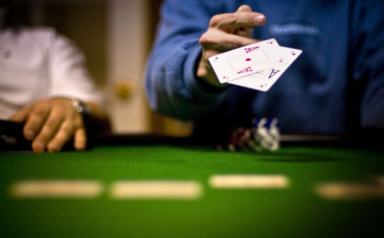 What Might Gambling Do To Make You Modification?