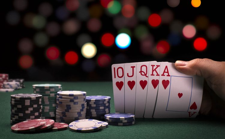 Poker Tips: An inventory of eleven Issues That'll Put You In a great Temper