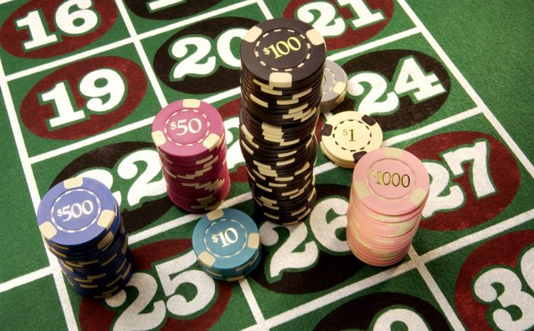 Every little thing You Needed to Learn about Gambling